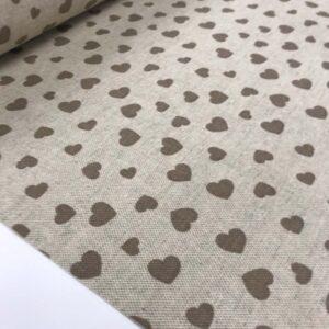 Poly-coton enduit