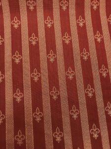 Tissu d'ameublement stylé