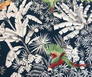 tissu jungle